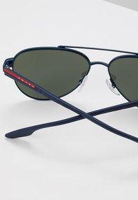 Prada Linea Rossa - Zonnebril - blue/green mirror - 4