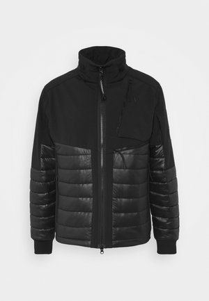 OUTERWEAR SHORT JACKET - Light jacket - black