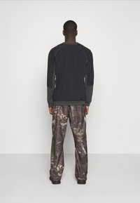 Jaded London - WOODLAND BADGE JOGGERS - Tracksuit bottoms - camo - 2
