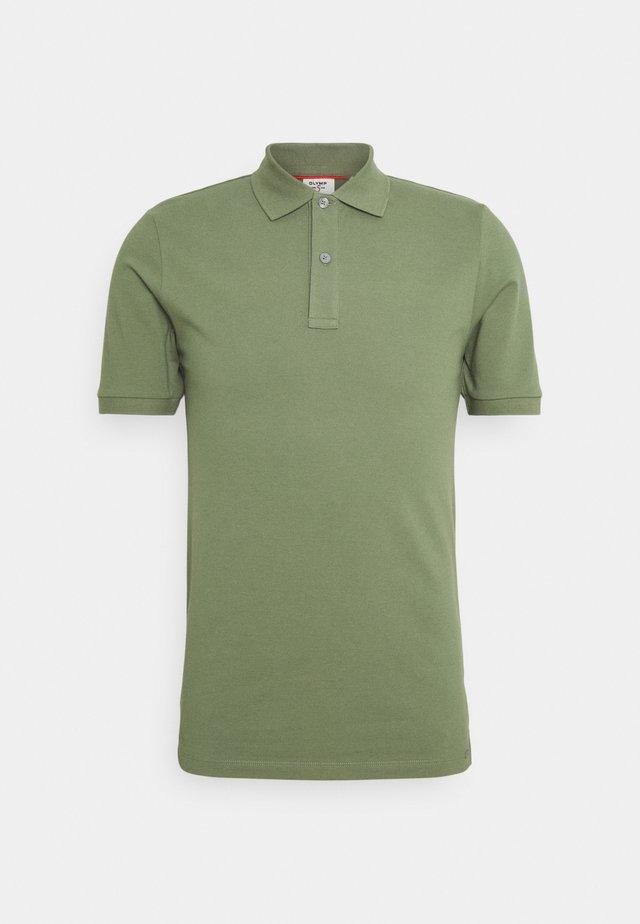 Polo - graugrün