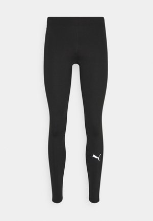 RUN FAVORITE LONG - Leggings - black