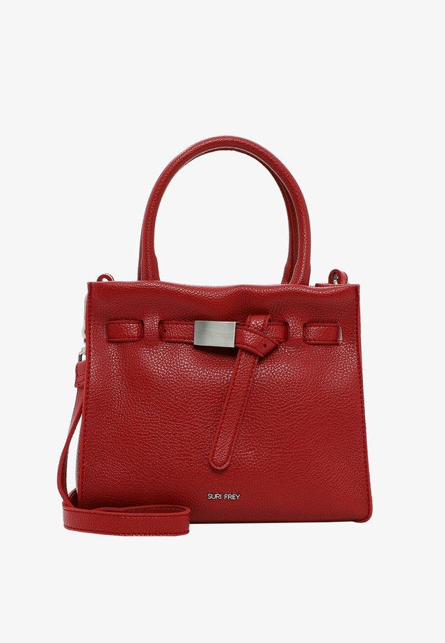 SINDY - Handbag - red