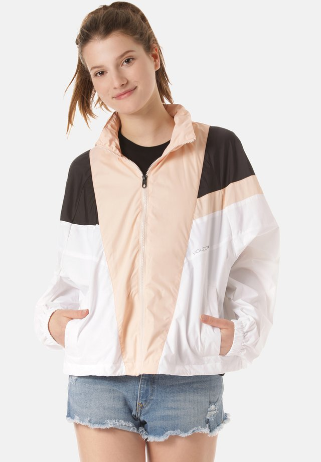 STONEBREAK - Light jacket - white