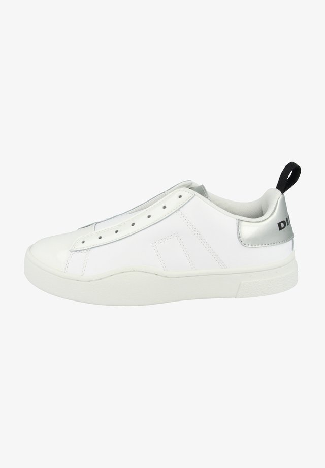S-CLEVER SO W - Sneakers laag - white