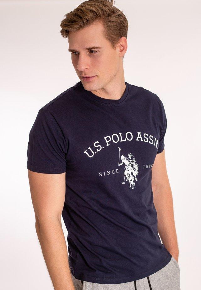 ARCHIBALD - T-shirts med print - dark sapphire