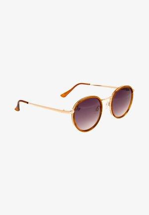 Sunglasses - purple gradient