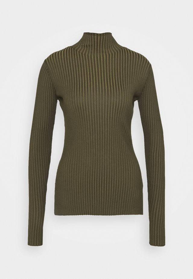 EBO - Pullover - olive