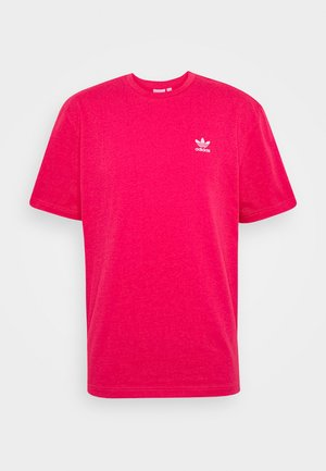 TREFOIL TEE - T-shirt imprimé - powpnk/white