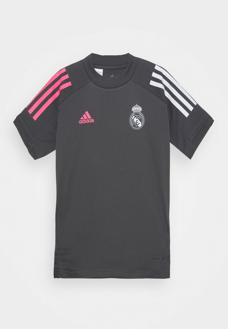 adidas Performance - REAL MADRID AEROREADY SPORTS FOOTBALL - Club wear - grefiv