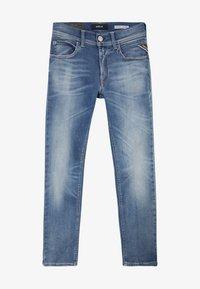 Replay - HYPERFLEX STRECH  - Jeans Skinny Fit - light blue denim - 3