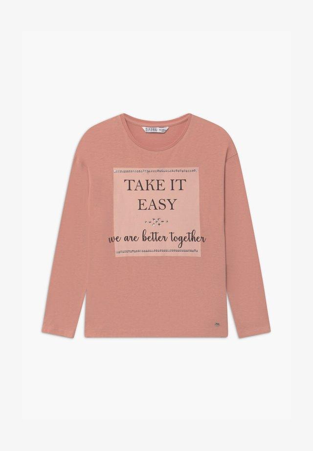 HONESTY - Camiseta de manga larga - pink