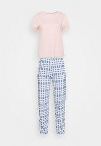 Marks & Spencer London - CHECK  - Pijama - pink mix - 4