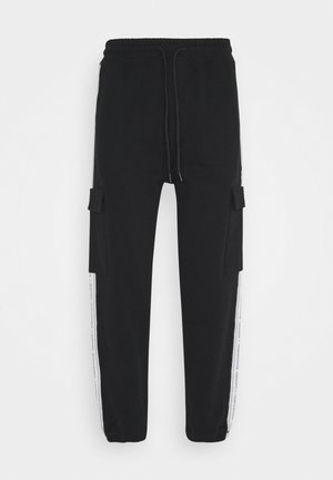 BRANDED MENNACE LIMITED SIDE TAPE  - Jogginghose - black
