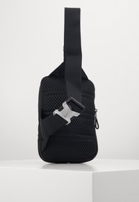 Nike Sportswear - ESSENTIALS UNISEX - Skulderveske - black/dark smoke grey - 1