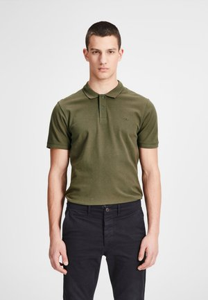 JJEBASIC - Poloshirts - olive night