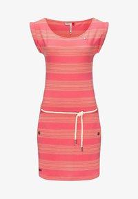 Ragwear - Robe fourreau - pink - 0