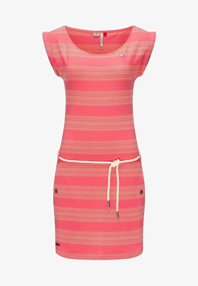 Ragwear - Robe fourreau - pink