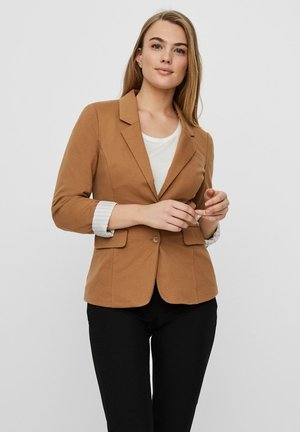 Blazer - tobacco brown