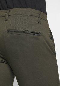 Gabba - PISA DALE PANTS - Trousers - army - 4