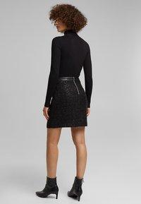 Esprit - Mini skirt - black - 4