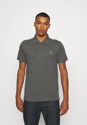 THE ORIGINAL RUGGER - Polo shirt - antracit melange
