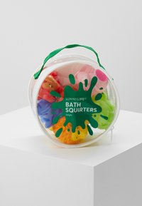 Sunnylife - BATH SQUIRTERS 6 PACK - Speelgoed - green - 4