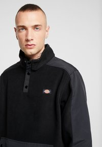 Dickies - DENNISTON - Sweat polaire - black - 4