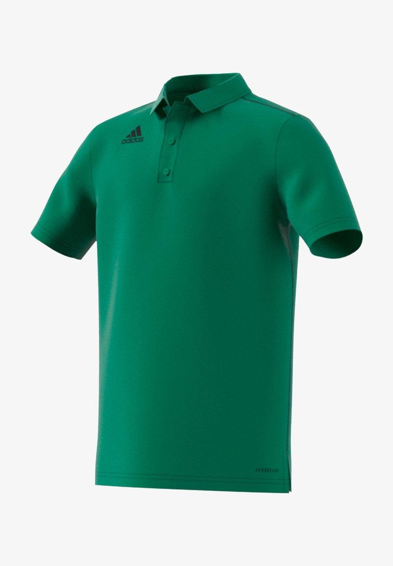adidas Performance - Polo shirt - gruen