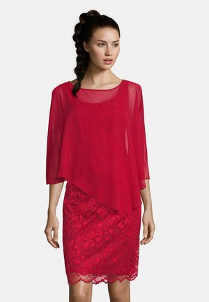 Cocktail dress / Party dress - diva red