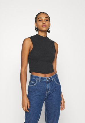 SPRING MUSE - Top - anthracite