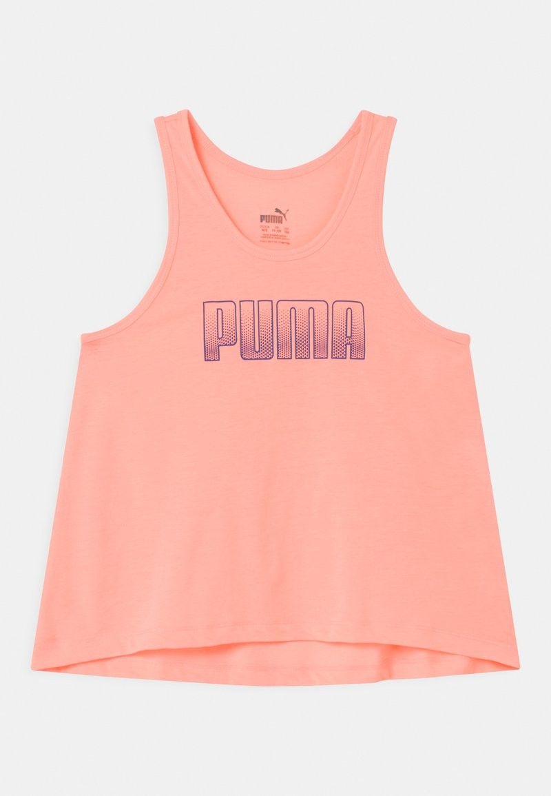 Puma - RUNTRAIN UNISEX - Top - elektro peach