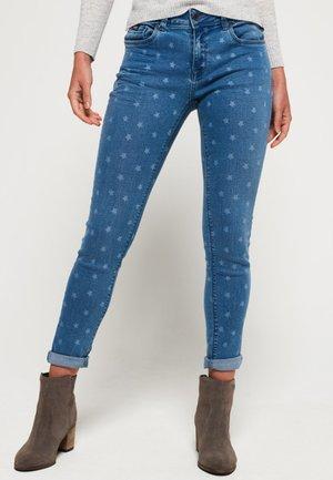 CASSIE  - Slim fit jeans - blue