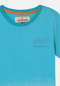 Vingino - HELON - Print T-shirt - sea blue - 2