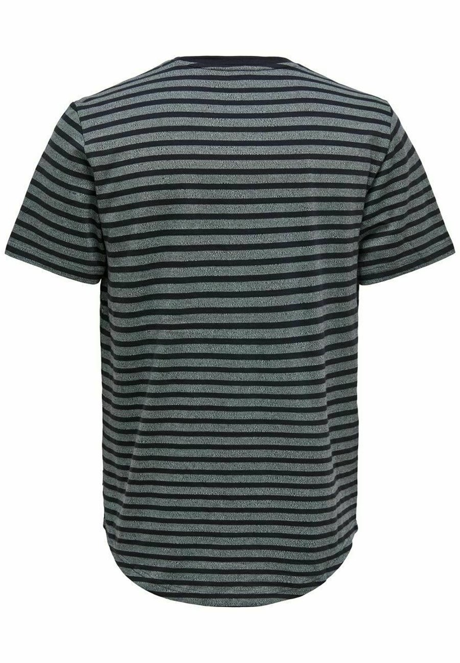 Herren GESTREIFT - T-Shirt print