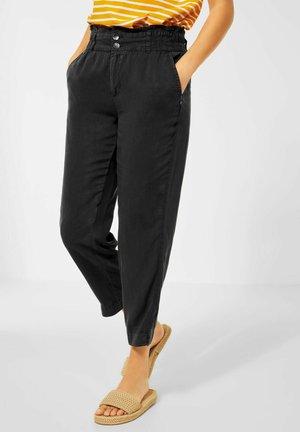 LOOSE FIT  - Trousers - grau