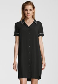 Schiesser - Nightie - black - 0