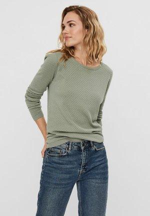 Jersey de punto - jadeite