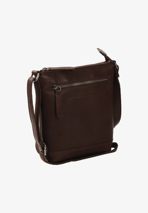 LOREN  - Across body bag - braun
