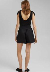 edc by Esprit - FASHION  - Shorts - black - 4
