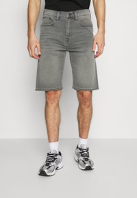 Edwin - Denim shorts - grey denim - 0