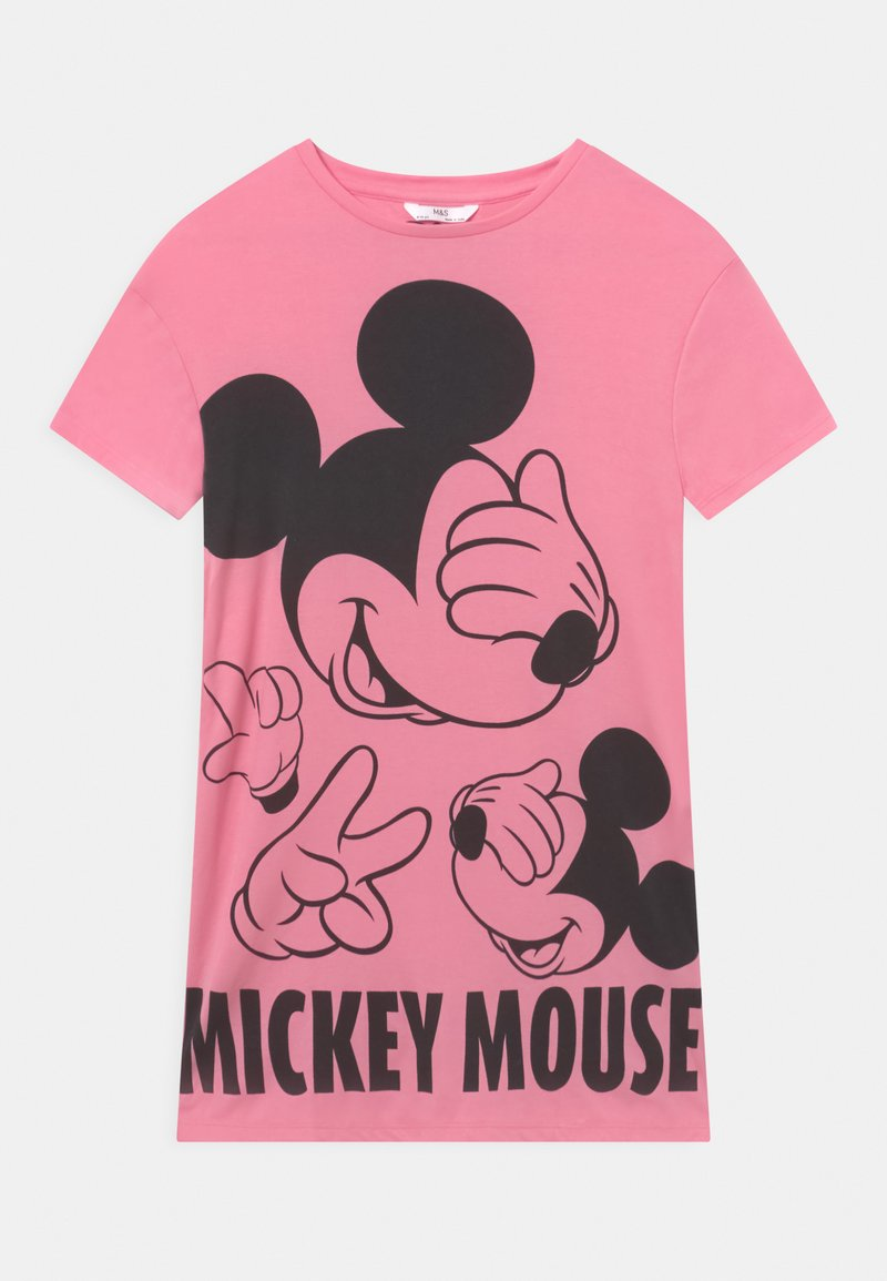 Marks & Spencer London - DISNEY MICKEY MOUSE - Chemise de nuit / Nuisette - pink mix