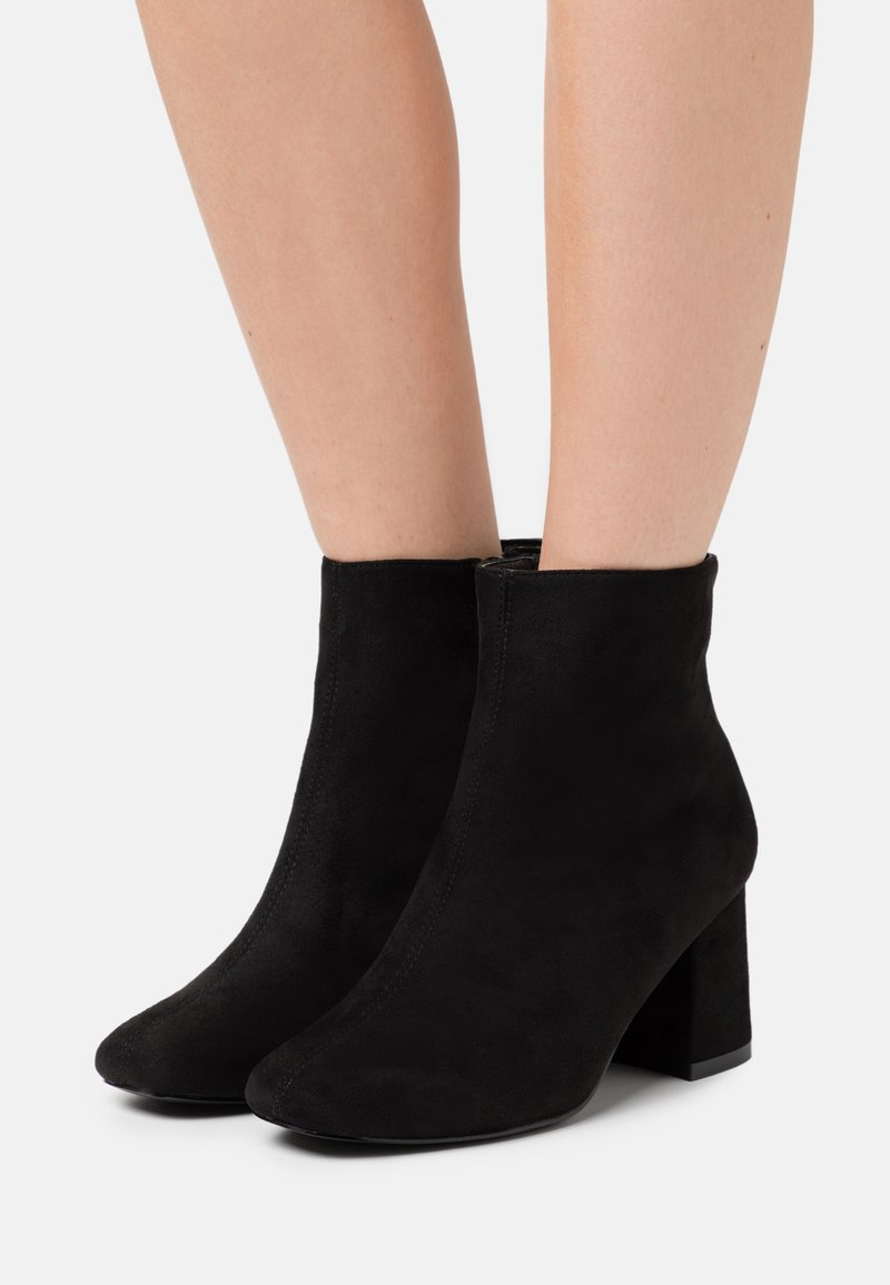 New Look Wide Fit - WIDE FIT BARISSA - Ankle boots - black