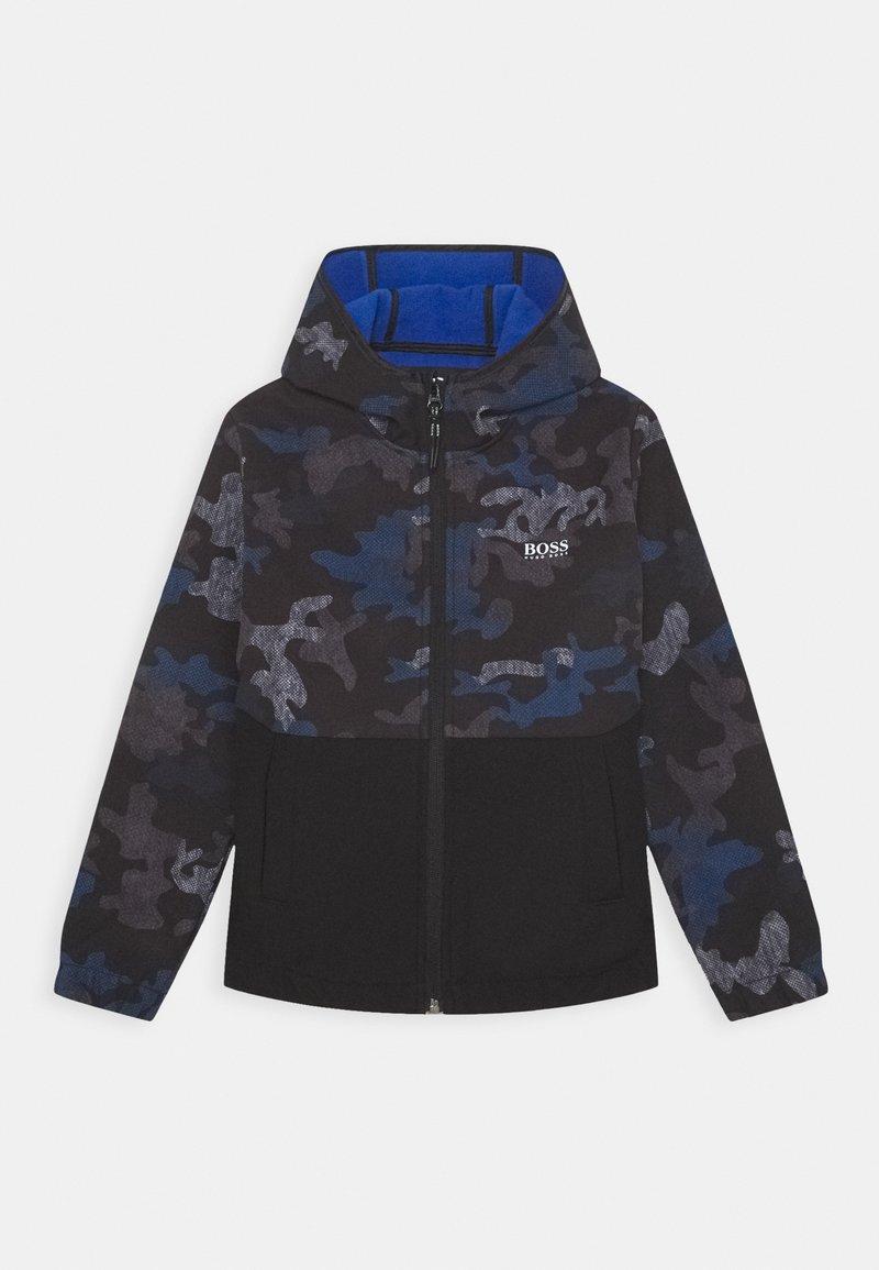 BOSS Kidswear - HOODED - Light jacket - unique