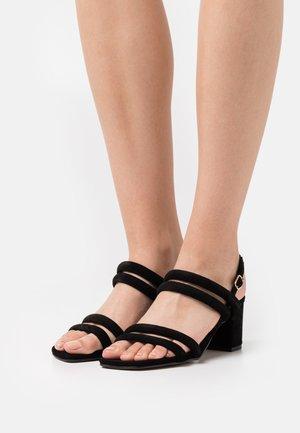 BIABEONNA STRAP  - Sandals - black