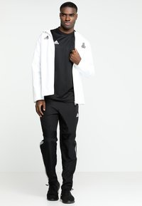 adidas Performance - TEAM 19 - T-shirt imprimé - black - 1