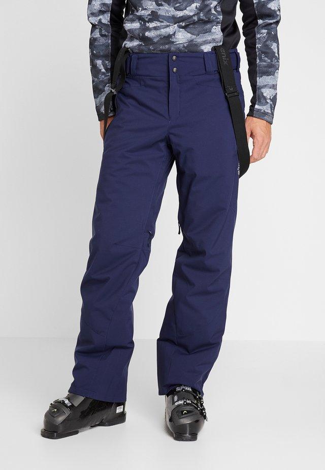 ARROW - Pantalón de nieve - dark navy