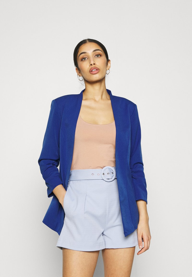 Vila - VIHER 3/4  - Blazer - mazarine blue