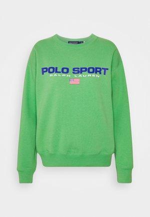 SEASONAL - Sweatshirt - neon green