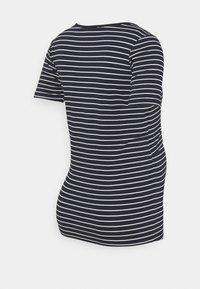 Esprit Maternity - NURSING - Print T-shirt - night sky blue - 1