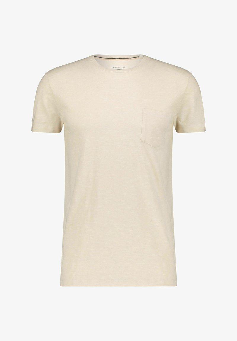Marc O'Polo - Basic T-shirt - camel
